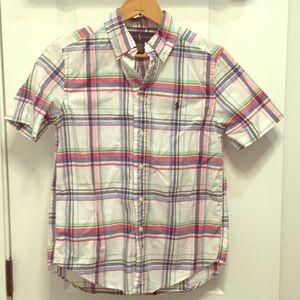 Boys Ralph Lauren Button Down Shirt